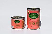 Консервы Baskerville для кошек лосось, 200 г