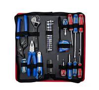 Набор инструментов в сумке, 43 предмета