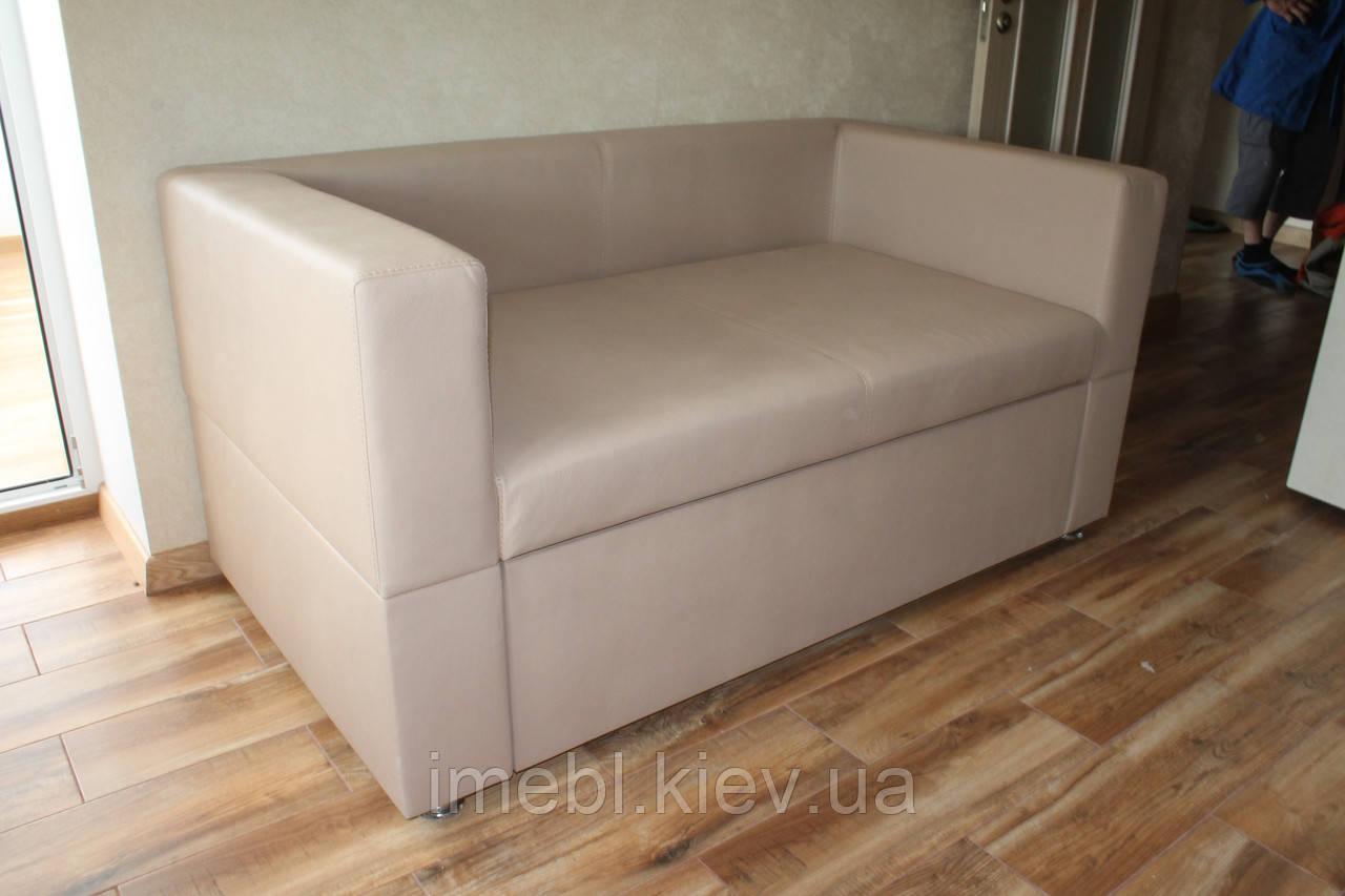 Кухонний диван зі спальним місцем з рзмеру кухні (Бежевий)