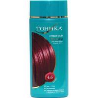 Оттеночный бальзам для волос Тоника 4.6 Бордо