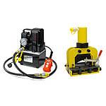 Комплекты оборудования для работы с токоведущими шинами