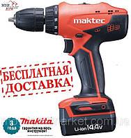 Аккумуляторная дрель-шуруповерт Maktec by Makita MT070E Отп и розница