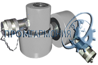 Домкрат гидравлический низкий (монтажный)