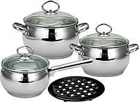 Набор посуды Calve CL-1022, 7 предметов