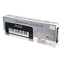 Игрушка музыкальная пианино для детей electronic keyboard sk-3733