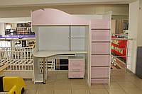 Кровать чердак серии 7-3-3-91 со склада в Одессе