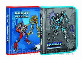 Папка для тетрадей Мультяшки - Robots. Формат В5, картон.