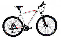 """Велосипед KINETIC STORM 27.5"""", рама 19"""" , бело-красный"""