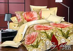 ТМ TAG Комплект постельного белья с комп. S035