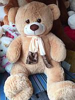 Большой плюшевый Мишка (размер 75 см в сидячем положении) , фото 1