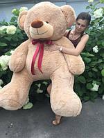 Огромный плюшевый медведь (размер 175 см)