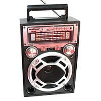 Радио колонка Kanon KN-75UR, переносной радиоприемник!Опт