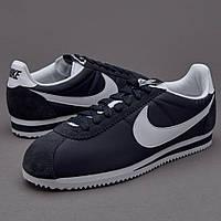 Кроссовки Nike Classic Cortez Nylon 807472-410 (Оригинал)