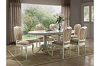 Стол обеденный Anjelica bianco