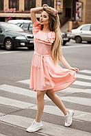 """Платье женское из льняной ткани """"Натали 2"""""""