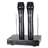 Беспроводная микрофонная система Takstar TS-6310, радиосистема!Опт