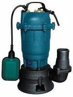 Фекальный насос WQD 1 - 1,1 кВт Euroaqua + поплавок