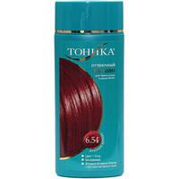 Оттеночный бальзам для волос Тоника 6.54 Красное дерево