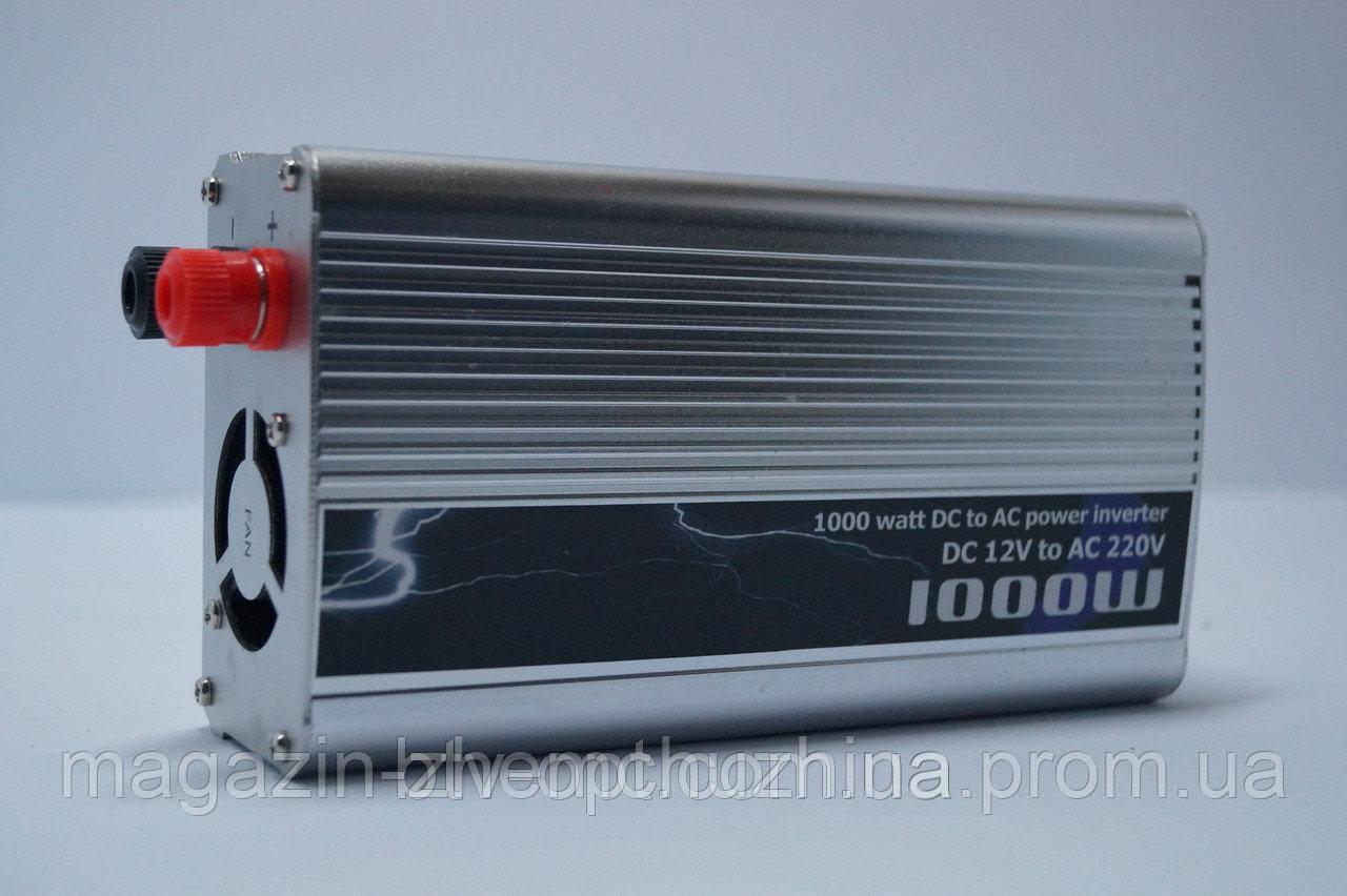 Инвертор напряжения 1000W