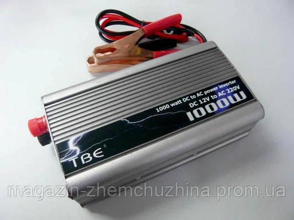 Инвертор напряжения 1000W, фото 2