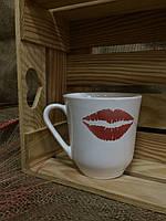 Чашка 250 мл Губы