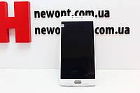 Дисплей Meizu M3 Max с тачскрином белый Оригинал, фото 1