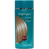 Оттеночный бальзам для волос Тоника 8.10 Жемчужно-пепельный