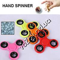 Игрушка - тренажер Спиннер Fidget Hand Spinner для детей и взрослых