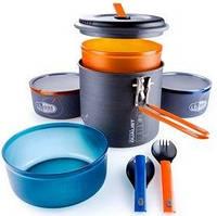 Набор посуды GSI Outdoors Pinnacle Dualist