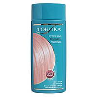 Оттеночный бальзам для волос Тоника 8.53 Дымчато-розовый