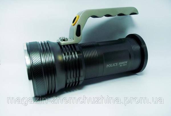 Профессиональный фонарь-прожектор Police BL-T801, фото 2