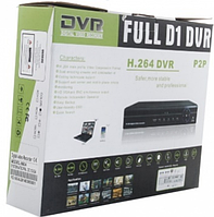 Домашний регистратор DVR 6604N 4-CAM