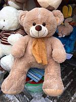 Большой плюшевый медведь (размер 80 см)