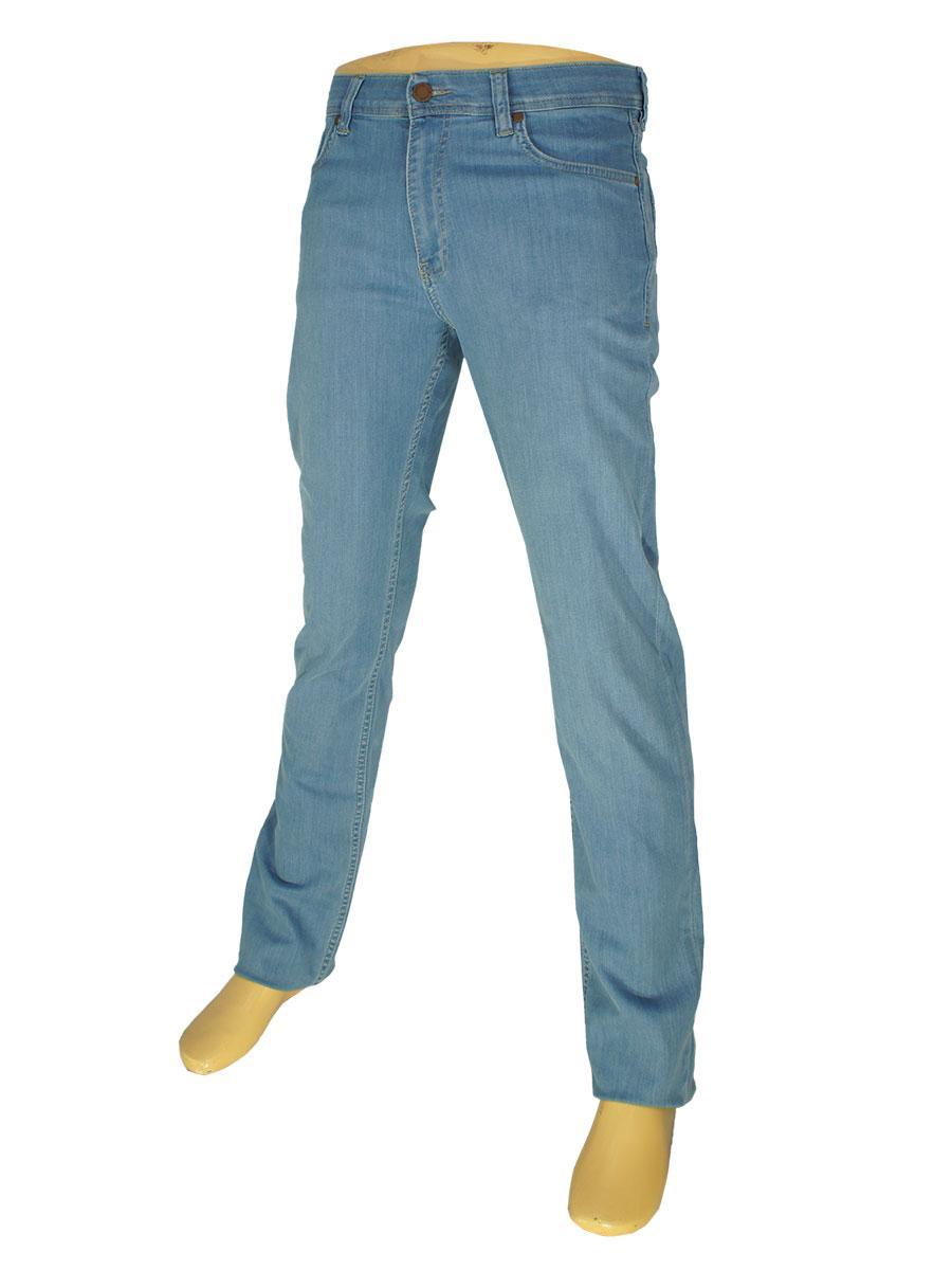 Чоловічі джинси Lexus 5001 P/6969 блакитного кольору