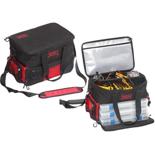 7f61c71e553e Салмо.com.ua   Купить Сумка Lucky John Advanced Tackle Bag (LJ-107 ...