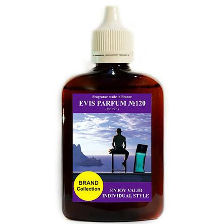 Наливная парфюмерия ТМ EVIS.  №120  (тип запаха pour Homme)  Реплика, фото 2