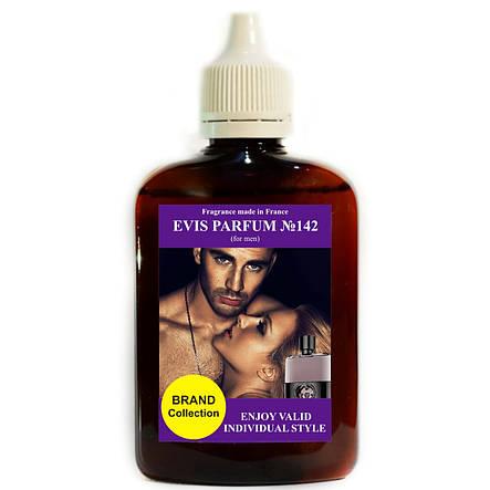 Наливная парфюмерия ТМ EVIS. №142 (тип запаха Guilty Eau Pour Homme)  Реплика, фото 2