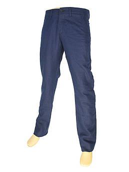 Чоловічі лляні джинси Colt 1413 L-025 темно-синього кольору