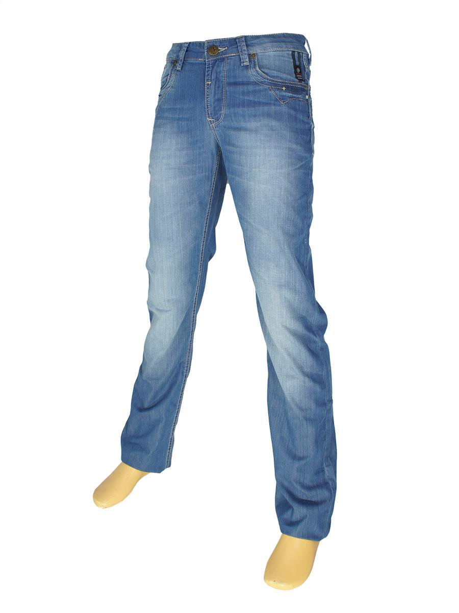 Чоловічі джинси Differ E-2072 SP.0033 синього кольору