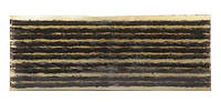 Шнуры тонкие черные Fingo (50 шт.)