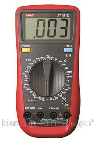 Мультиметр универсальный Uni-T UT151D, фото 2