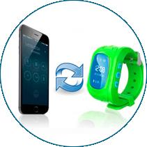 Умные детские часы Smart Baby Watch Q50  c трекером GPS (170) ZND - Оптом 24 в Одессе