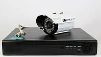 Регистратор и 4 камеры DVR KIT 6604 4ch (4) ZZF