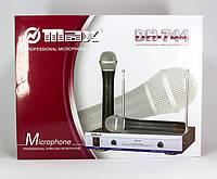 Радиосистема DM 744 с двумя микрофонами VK