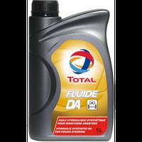 Рідина гідравлічна (ГУР) TOTAL FLUIDE DA. 18x1 lt (1 л)