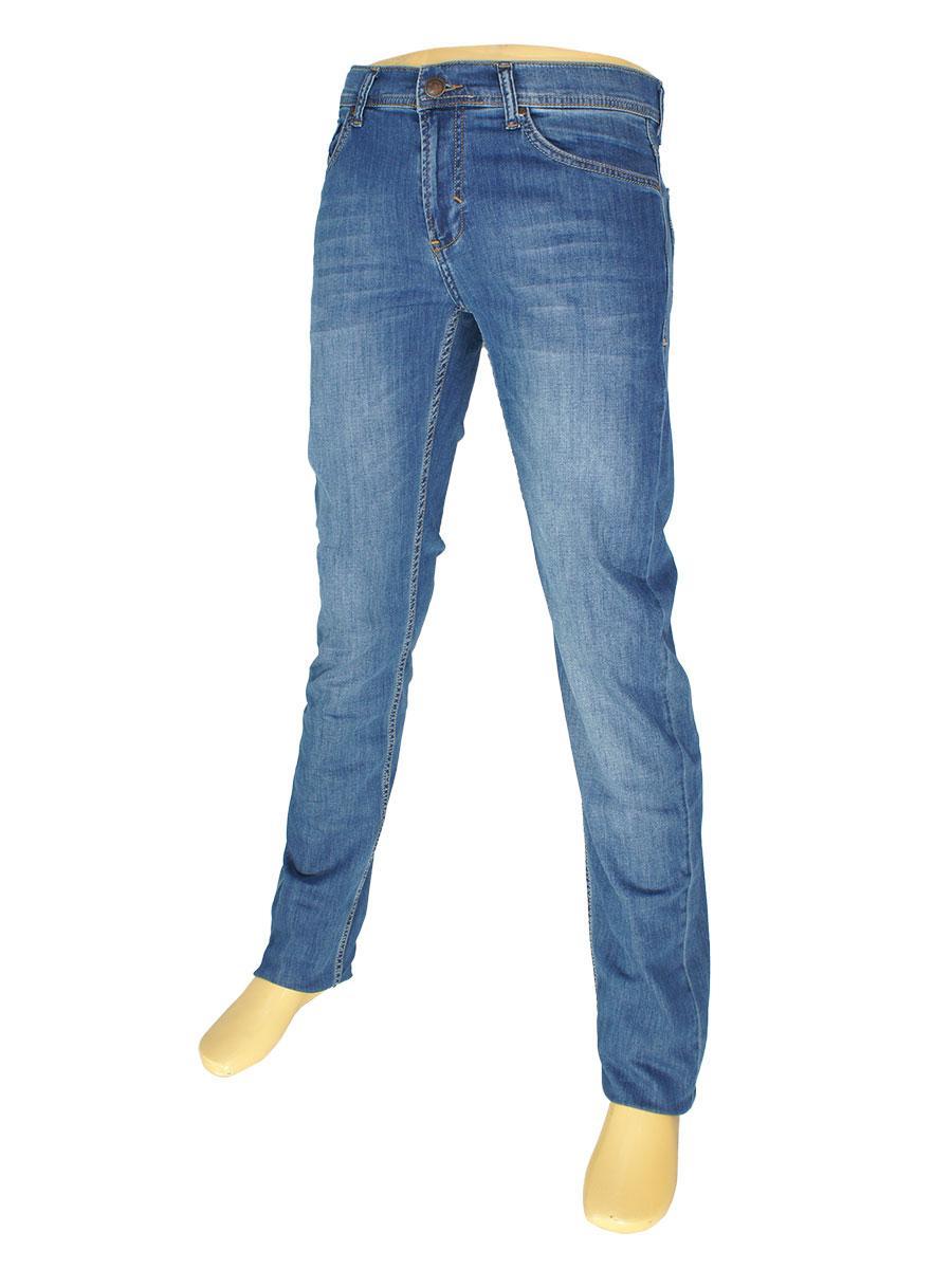 Чоловічі стильні джинси Cen-cor CNC-1459-37 Blue