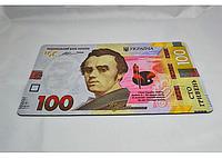 """Коврик для мыши модель """"100 грн"""""""