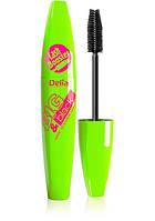 """Тушь для ресниц с эффектом удлинения """"Delia"""" Big&Black светло-зеленая (11ml)"""
