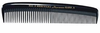Мужской гребень Hercules gents grooming comb