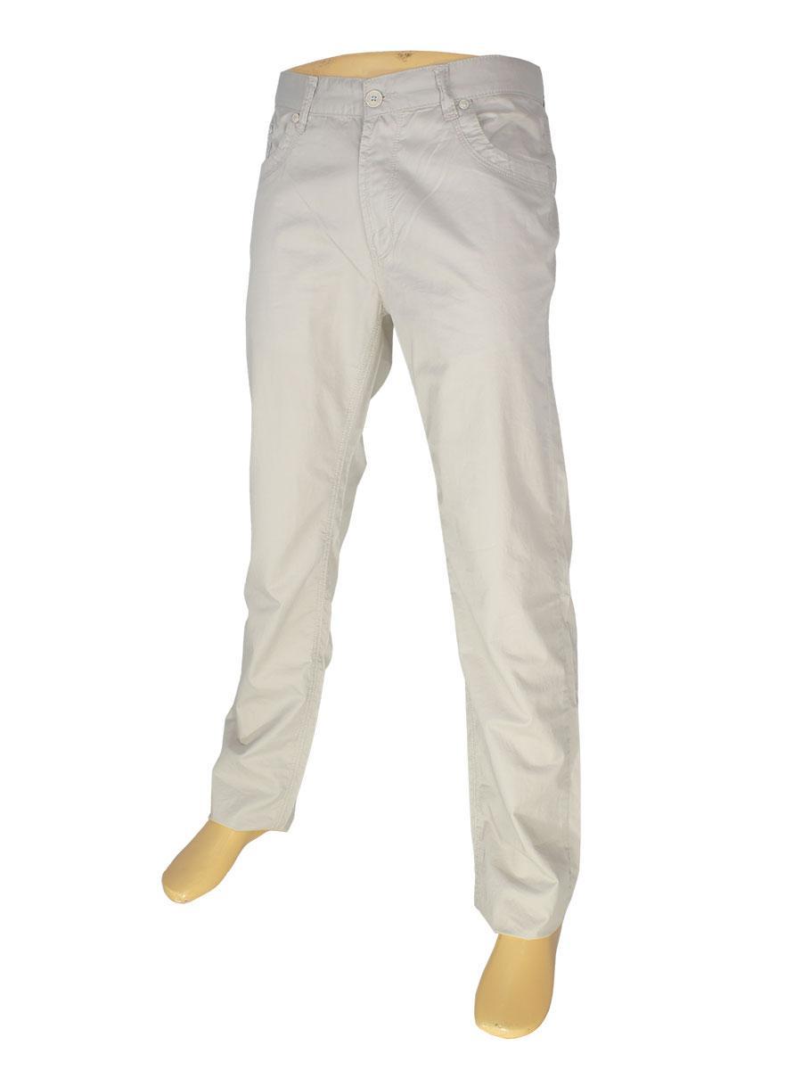Бавовняні чоловічі джинси Mirac M:2262 P.N.294 у бежевому кольорі